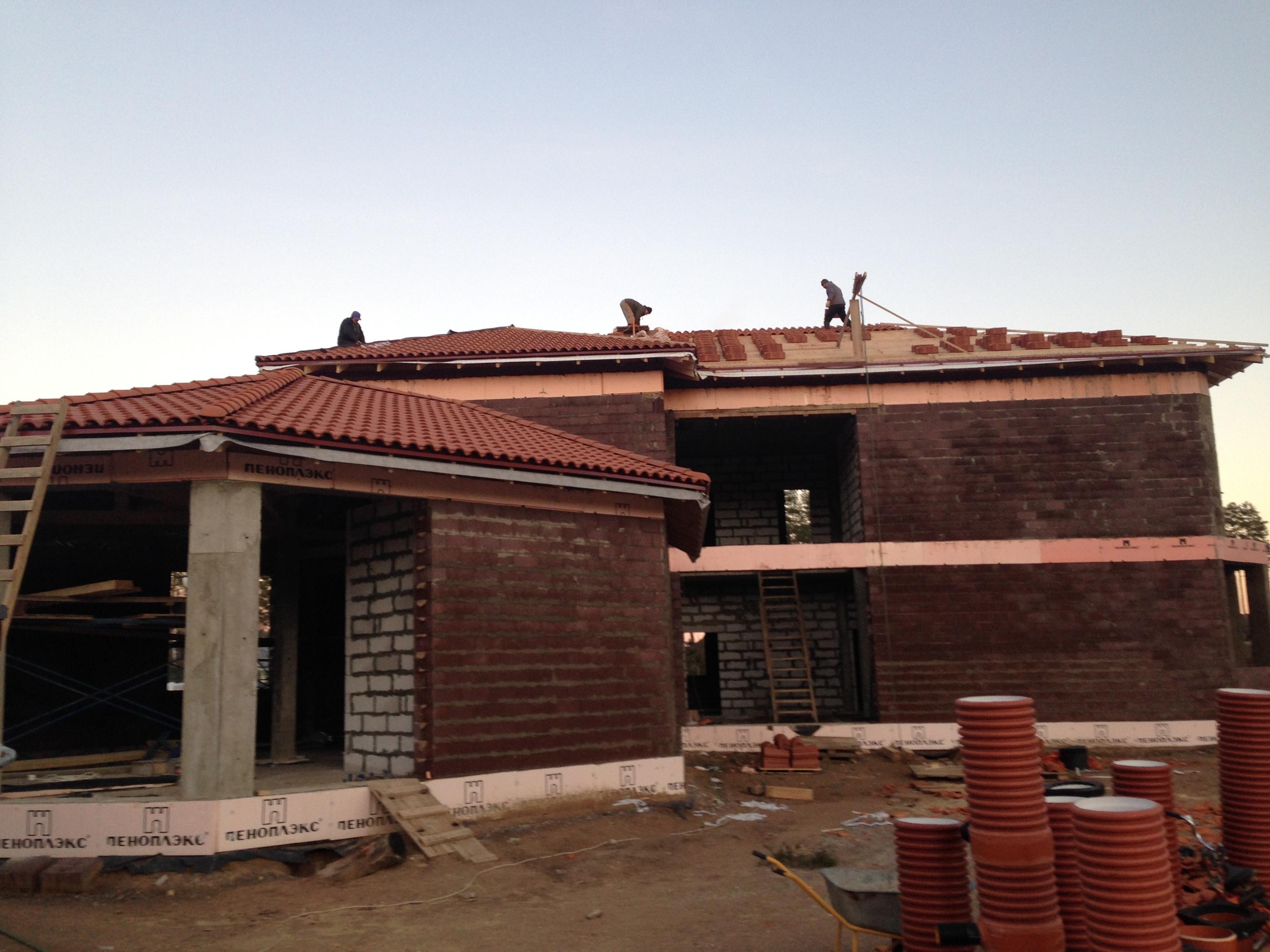 Дома из керамзитобетона в спб бетон плюс екатеринбург